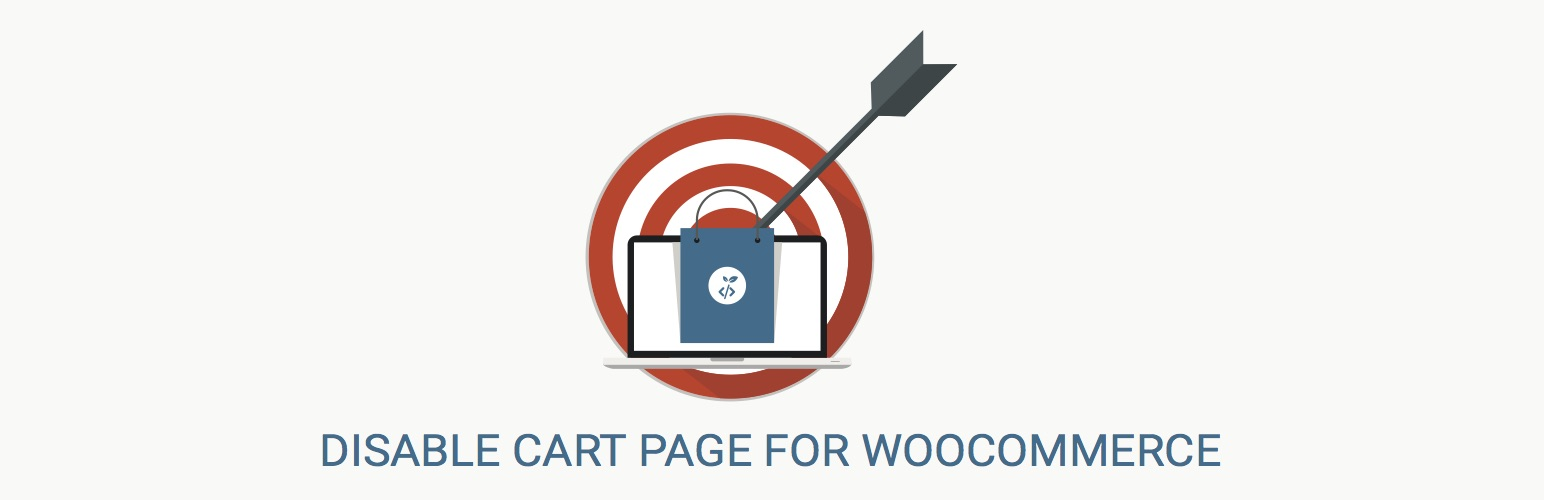 Плагин Disable cart page for WooCommerce